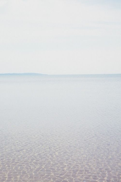 Contrast in water
