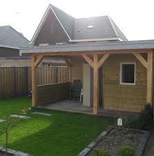 veranda - schuurtje met overlap