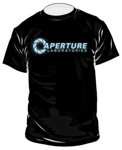 Aperture: Printed T-Shirts - GeekShirts