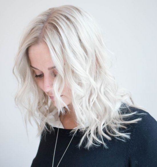 Hair Inspiration Monday: ijsblond   Rob Peetoom Blog