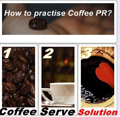 I'm a coffee PR lover:)