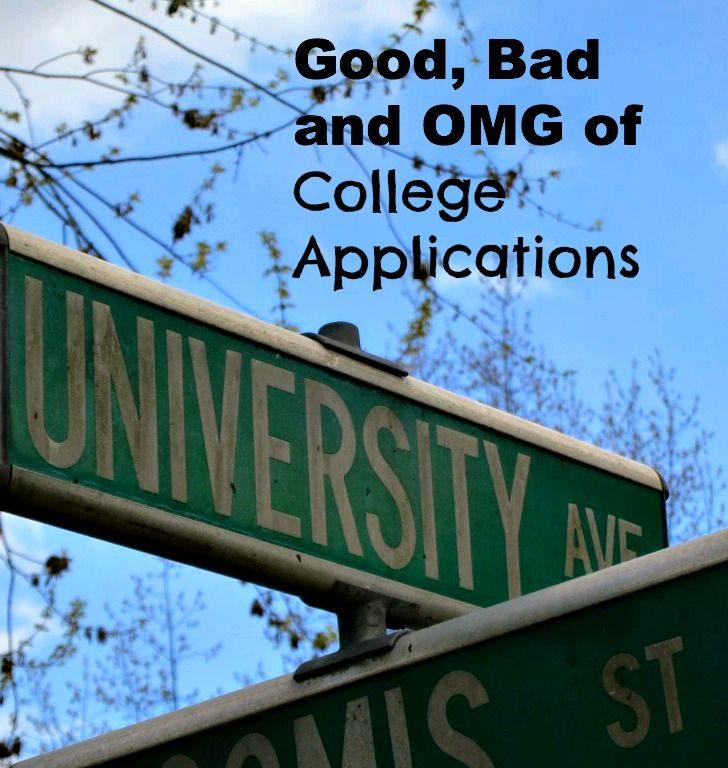 College Admissions is Not All Bad!