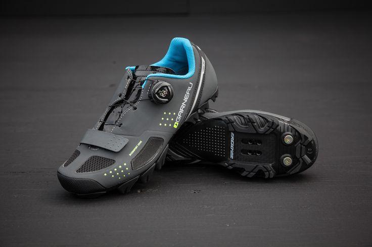 Garneau Xcomfort-zone mountain bike shoe winner of an Eurobike 2017 Award