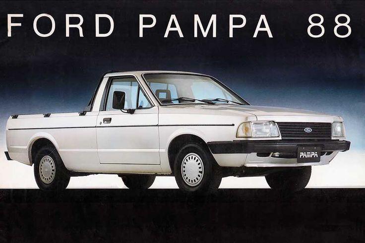 Ford Pampa 1988                                                                                                                                                                                 Mais