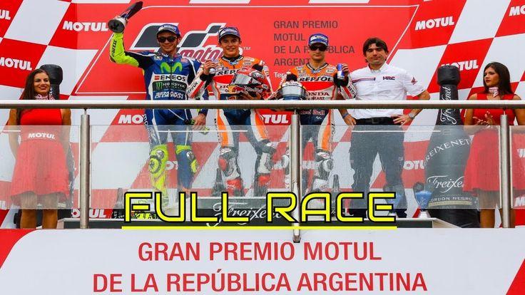 [FULL RACE] MotoGP Argentina 2016 #ArgentinaGP