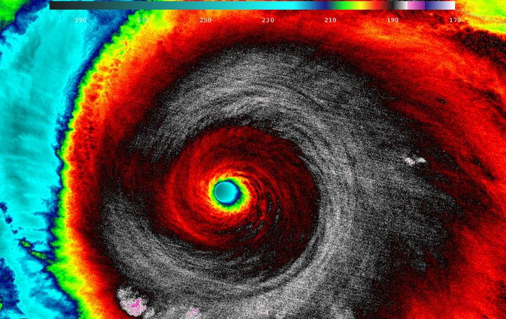 . Weather Control – NOAA Altering Hurricane Image Files