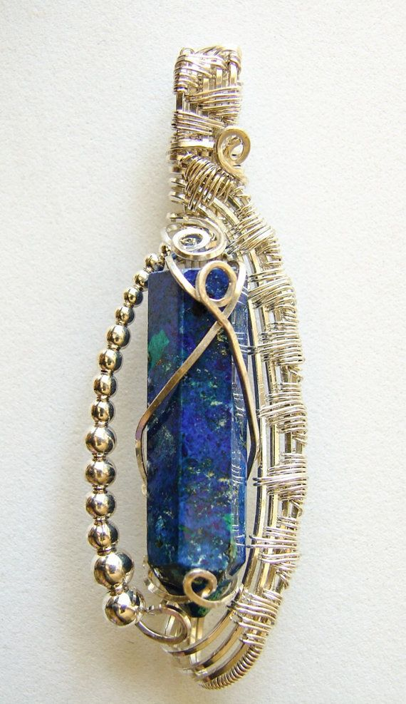 106 best Pendants images on Pinterest | Wire jewelry, Wire wrapping ...