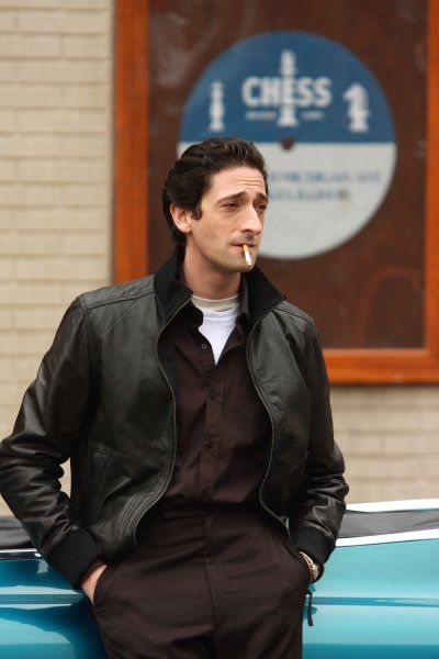 "Adrien Brody in ""Cadillac Records"" (2008). COUNTRY: United States. DIRECTOR: Darnell Martin."