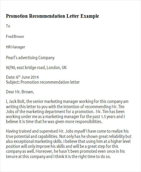 Letter Of Recommendation Site How To Write A
