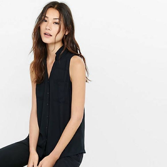 Original Fit Sleeveless Portofino Shirt Outfit yourself for warmer days in a mer…