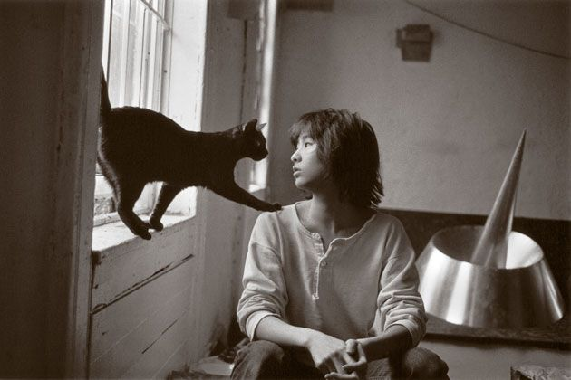 """Maya Lin: """"Sometimes I think creativity is magic; it's not a matter of finding an idea, but allowing the idea to find you."""""""