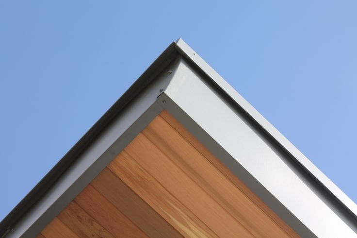 Best Detail On Corner Of Near Passivhaus In County Mayo Showing Tata Urban Colorcoat Roof And Western 400 x 300