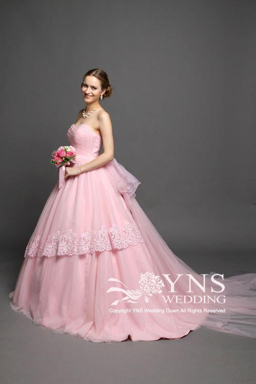 [SC12941]カラードレス LaVenie Collection|ウェディングドレスのYNS WEDDING
