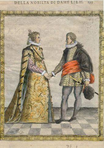 Della nobilta di dame lib. II. [p 195-198]
