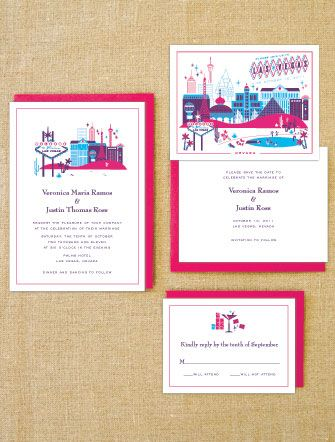 best 25+ vegas wedding invitations ideas on pinterest,