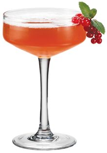 Pama Appletini for those who love the flavors of cranberry, apple, and pomegranate.  Yum!