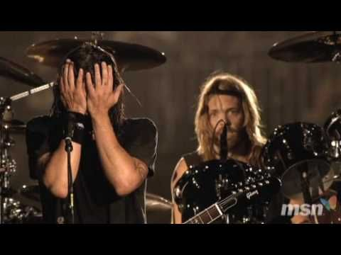 Foo Fighters - The Best Of You (Live @ Wembley Stadium 2008)