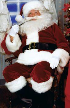 Plus Size Santa Outfit