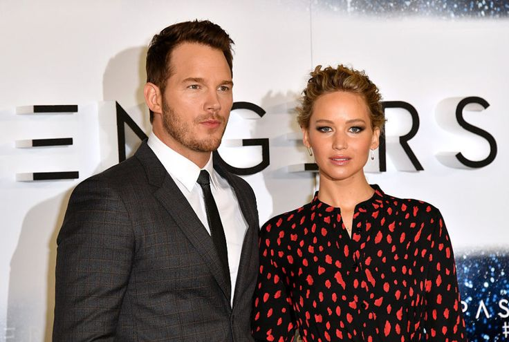 Earlier this month, Chris Pratt and Jennifer Lawrence stopped by BBC Radio 1 to promote their upcoming movie, <i>Passengers</i>.