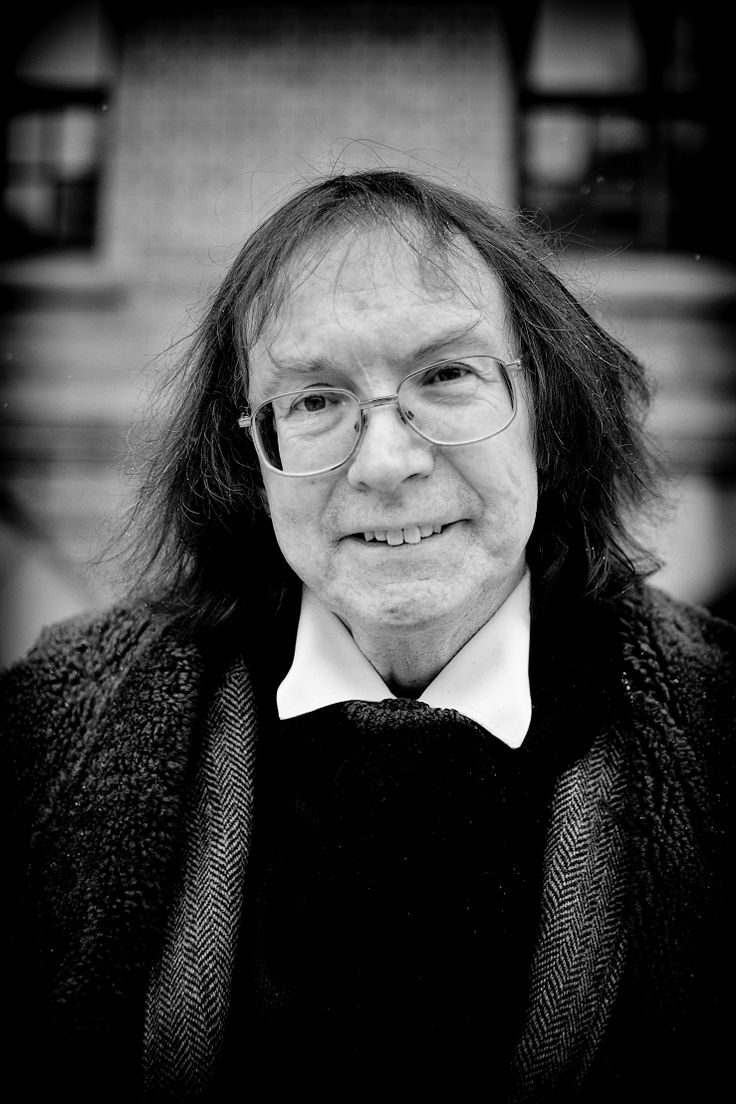 Ronald Hutton. For tidsskriftet Humanist.