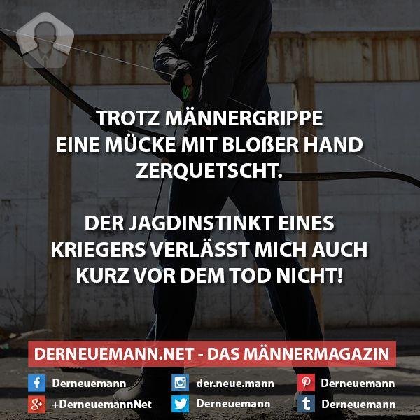 Männergrippe #derneuemann #humor #lustig #spaß #winter #grippe