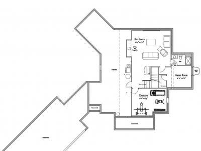 The Reiter Residence | Floor Plans | 3 Pillar Homes