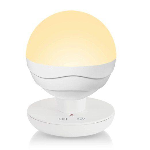 Idealeben Anche se le vendite - Lampada da comodino Portable LED ...