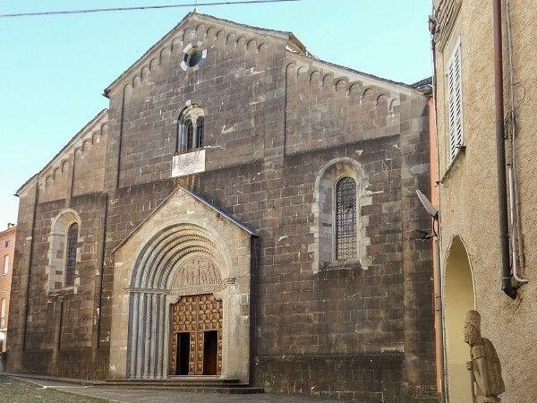 Il Duomo di Berceto