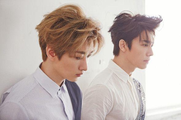 Super Junior Donghae Eunhyuk