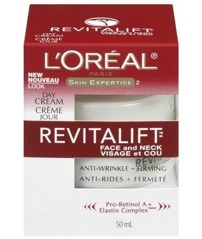 LOreal Paris RevitaLift Anti Wrinkle Firming Face Neck Day Cream