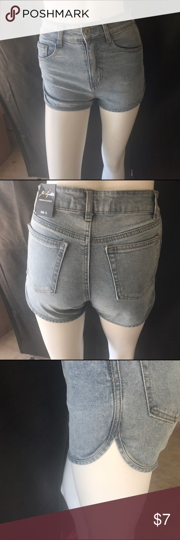 NWT $7 Summer Shorts Summer shorts. NWT. Various sizes. The shorts do run one size smaller. S fit like XS, etc. Converting size, so order the size you normally wear. ~No stretch~ Seven2Seven Shorts Jean Shorts