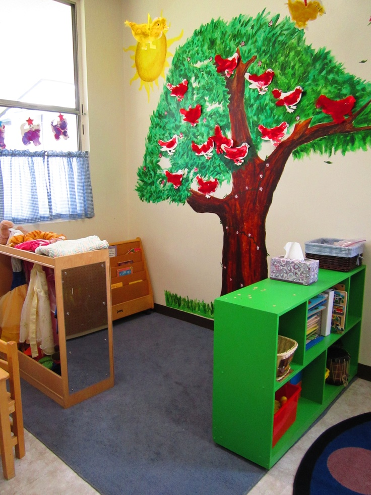 La Verne Parent Participation Preschool  Room 1 Ages 2 to 3 *Potty Training not required