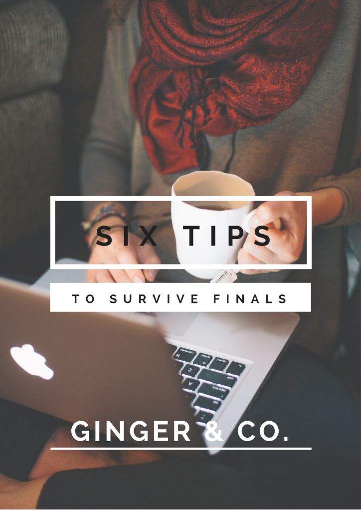 Six tips to survive college finals. Easy tips to follow whenever your finals (and exams) come up.