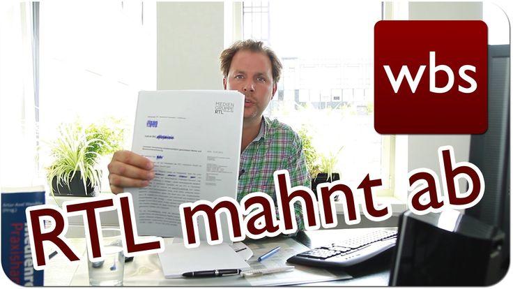 Filesharing: RTL mahnt wegen Urheberrechtsverletzung ab | Kanzlei WBS