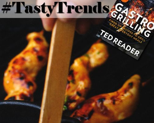 Today's #TastyTrends recipe is a Spicy Maple Soy Glaze Grilled Chicken Sticks on page 51. http://ow.ly/PHJ0t   Do you have a favourite recipe you want to share? Post it below.