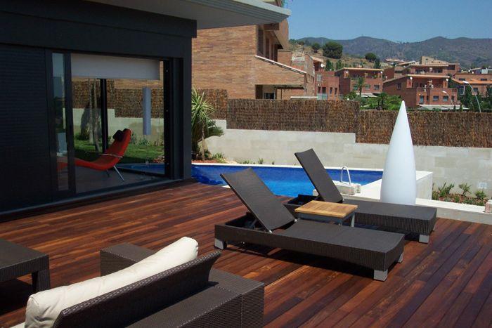17 mejores im genes sobre terrazas muy lindas en pinterest for Terrazas de piscinas