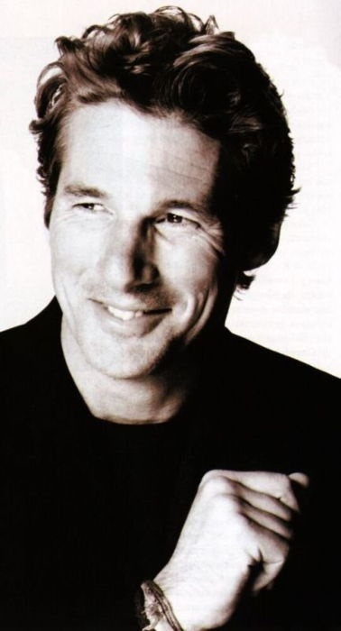 Richard Gere, best known as Edward Lewis in Pretty Woman