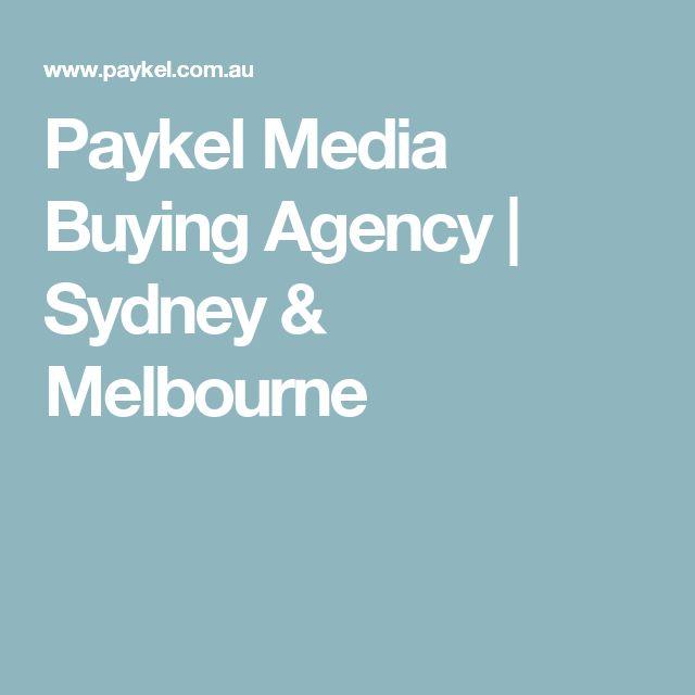 Paykel Media Buying Agency | Sydney & Melbourne