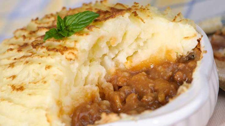 Cottage Pie Britischer Hackfleisch-Kartoffelpüree-Auflauf. Schmecksplosion. Cottage Pie (Britischer Hackfleisch-Kartoffelpüree-Auflauf) (Bild: iStock)