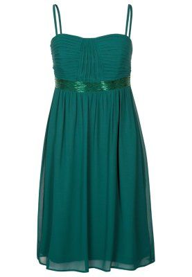 Cocktailkleid / festliches Kleid - dark pine green