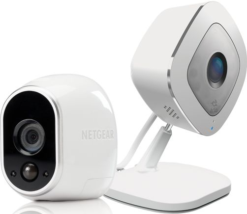 "arlo Arlo Wire-Free  ""The world's first 100% wire-free, weatherproof HD security camera that goes anywhere you need it"""