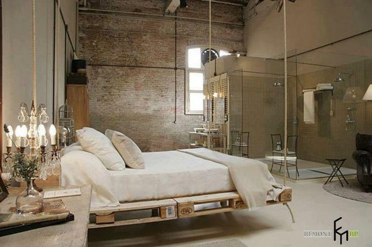 Подвесные кровати: 30 лучших идей необычного дизайна на фото