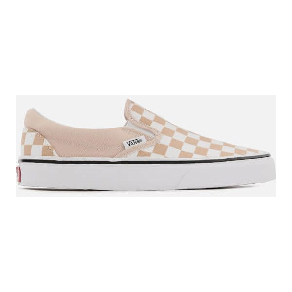 6aadd36a2f2668 Vans Women s Checkerboard Classic Slip-On Trainers ( 73) ❤ liked on  Polyvore featuring shoes