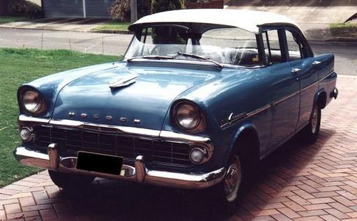 Holden Special EK