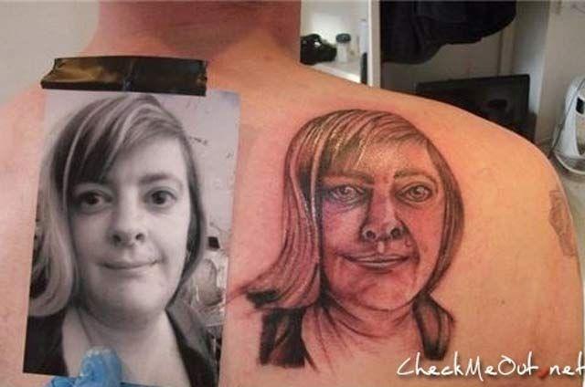 Tattoo for my girlfriend