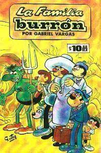la familia burron comics   FAMILIA BURRON