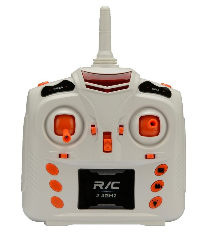 2.4 GHz Wireless Remote Controller for Outdoor Mini RC Radio Control Airplane Drone Toys
