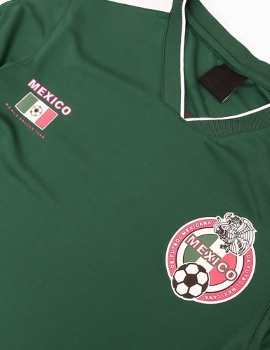 Mexico-Soccer-Jersey-2018-World-Cup-uniform-Football-team-Player-White-Green -Men  worldcupsoccerdates  44447d7c9