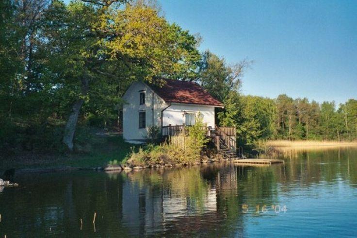 Urlaub im Ferienhaus in Schweden zu mieten in der See und Meer Landschaft Södermanland-894-1