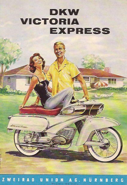 DKW Victoria Expres